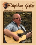 Flatpicking Guitar Magazine, Volume 20, Number 1
