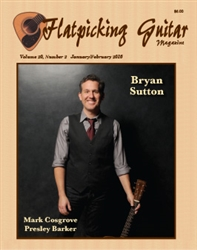 Flatpicking Guitar Magazine, Volume 20, Number 2