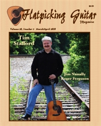 Flatpicking Guitar Magazine, Volume 20, Number 3