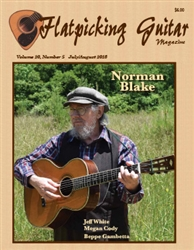 Flatpicking Guitar Magazine, Volume 20, Number 5