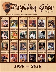 Flatpicking Guitar Magazine, Volume 20, Number 6