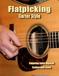 Flatpicking Carter Style
