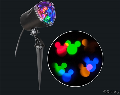 "Fantastic Flurryâ""¢ LED Projectionâ""¢ Spotlight"