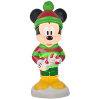 Mickey Mouse Lighted Yard Decor