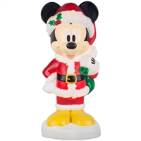 LIGHTED DECOR  Mickey Mouse Blow Mold