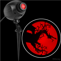"Maleficent Creepy Mirage LED Projectionâ""¢ Spotlight"