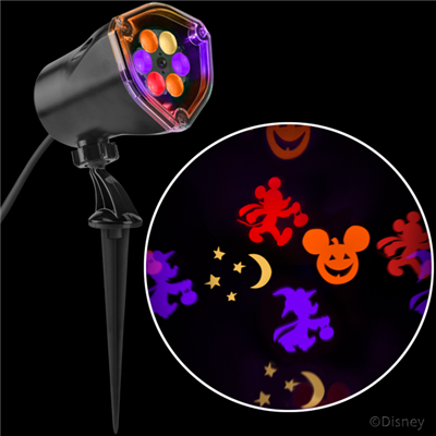 "Mickey and Friends Whirl-A-Motionâ""¢ LED Projectionâ""¢ Spotlight"