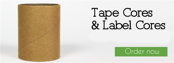 "3"" ID x .125"" Tape Cores & Label Cores"