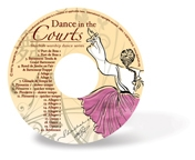 Dance in the Courts CD