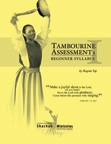 Tambourine Assessment Syllabus - Beginners