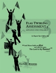 Flag Twirling Assessment Syllabus - Advance 1