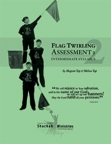 Flag Twirling Assessment Syllabus - Intermediate