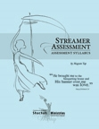 Twirl Streamer Assessment Syllabus - Level 1