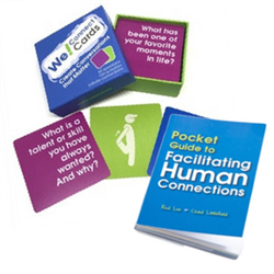 We! Connect Cards & Pocket Guide Combo