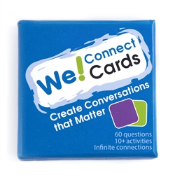 We! Connect Cards