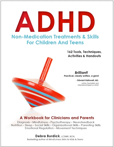 Adhd Parenting 4 Mindfulness Techniques >> Adhd Non Medication Treatments And Skills For Children And Teens