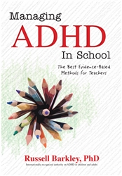 Managing ADHD in School