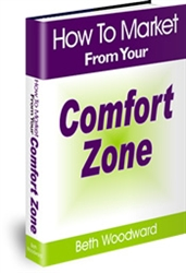How To Market From Your Comfort Zone