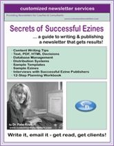 Secrets of Successful Ezines