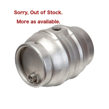 Pin Stainless Steel Cask