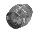 Refurbished Stainless Steel Kilderkin Cask