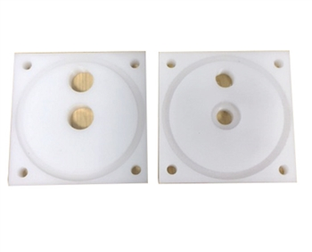 End Plates - set of 2, 1/2pt