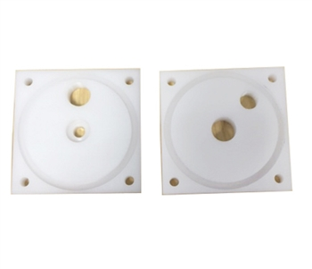 End Plates CC or CM Engine - set of 2