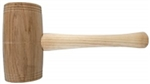 Ash Mallet w/ heavy duty shaft