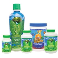 Youngevity Healthy Body Brain and Heart Pak Original