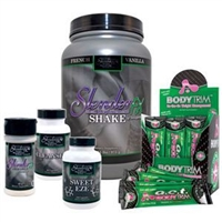 Youngevity Healthy Body Transformation Kit French Vanilla