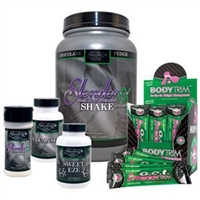 Youngevity Healthy Body Transformation Kit Chocolate Fudge