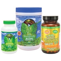 Youngevity Healthy Body Start Pak 2.0 BTT 2.0 Tablets Pwd
