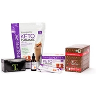 Youngevity Keto Diet Transformation Kit