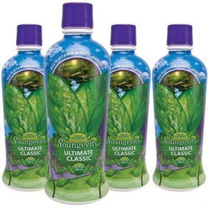 Youngevity Ultimate Classic - 32 fl oz (4 Pack)