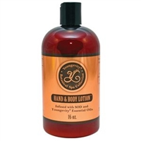 Youngevity Botanical Spa Hand & Body Lotion - 16 oz