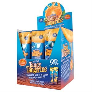Youngevity Beyond Tangy Tangerine box