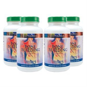 Youngevity Bone Building Formula - 150 capsules (4 bottles)