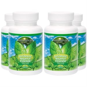 Youngevity Ultimate Nightly Essense 4 Pack