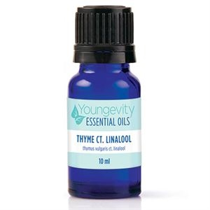 Youngevity Thyme Ct. Linalool Essential Oil _10ml