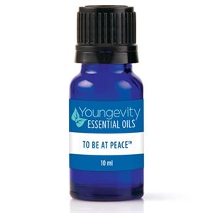 Youngevity To Be At Peace Essential Oil Blend _10ml