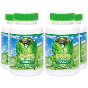 Youngevity Ultimate Ocean's Gold 4 pack