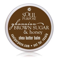 Youngevity Ghanaian Brown Sugar & Honey Body Balm Sample Pack