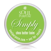 Youngevity Simply Body Balm Sample Pack (20 pack)