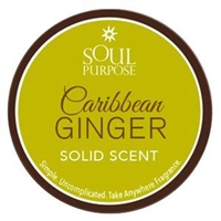 Youngevity Caribbean Ginger Solid Scent