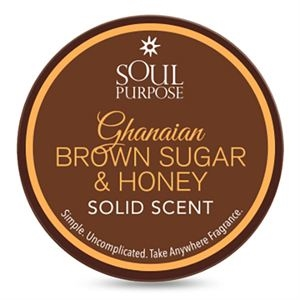 Youngevity Ghanaian Brown Sugar & Honey Solid Scent