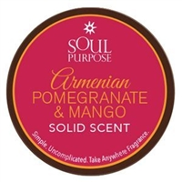 Youngevity Armenian Pomegranate Mango Solid Scent