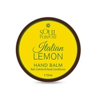 Youngevity Italian Lemon Hand Balm