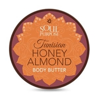 Youngevity Tunisian Honey Almond Body Butter