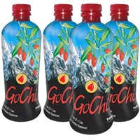 GoChi Himalayan Goji Berry Juice Case of 4 by Sorvana FreeLife
