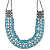 Savannah Blue Mialisia Necklace